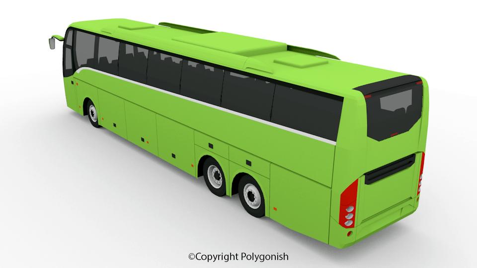 Volvo 9900 Bus