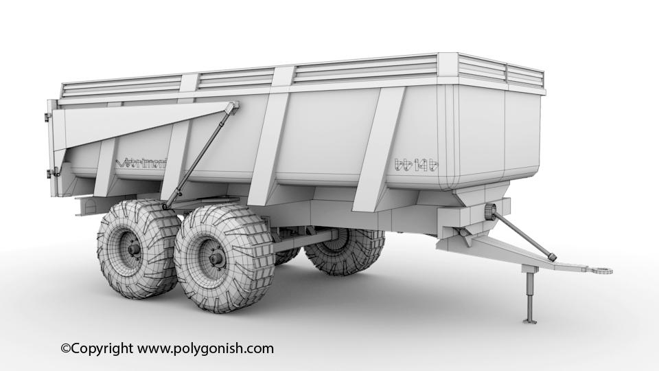 Brimont BB14B 3D Model