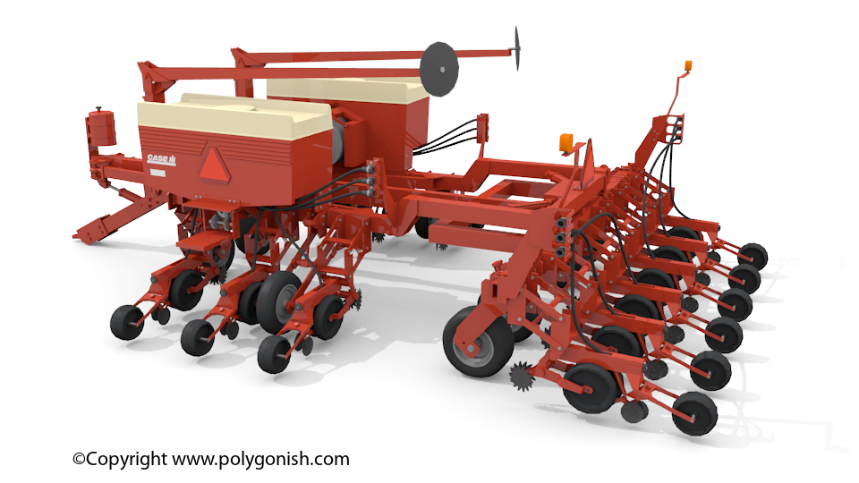 Case Ih 955 Polygonish