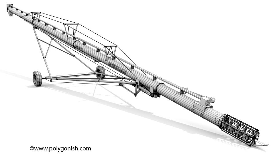 westfield w130-71 3D Model