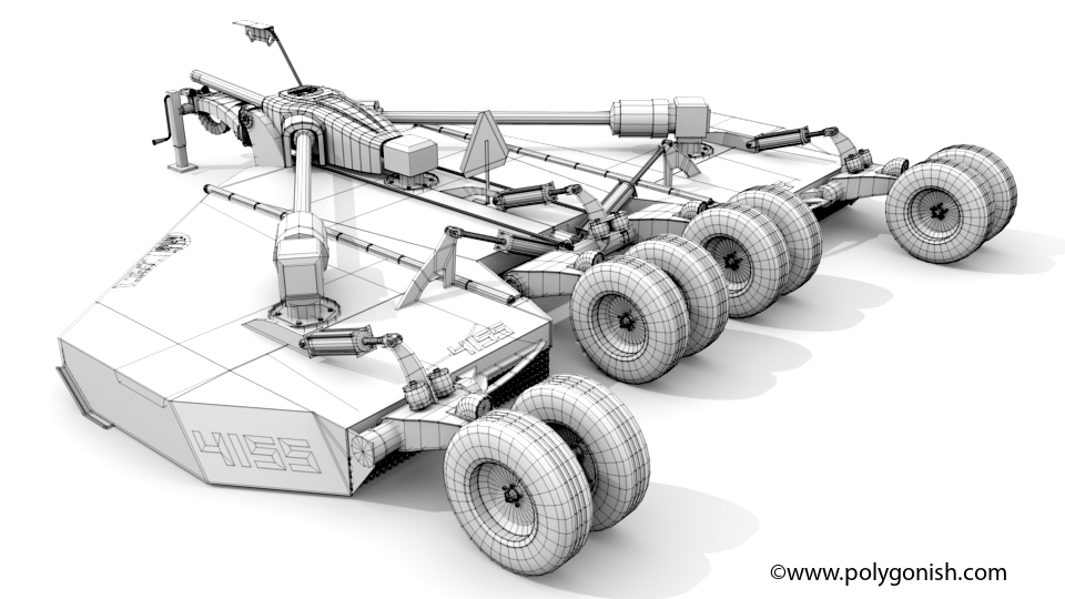RhinoFLEX-WING Epic 4155 3D Model