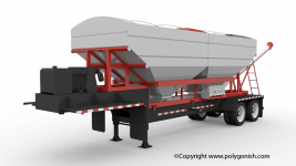 Chandler 24 RDT Trailer Tender 3D Model