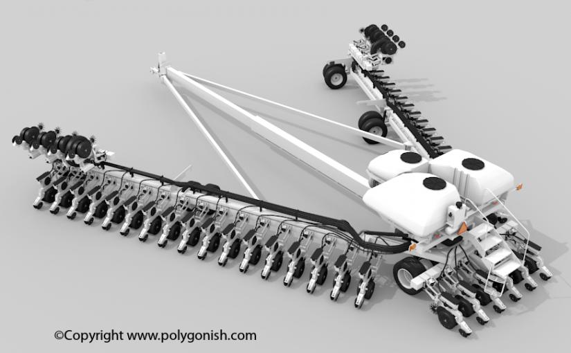Planter 3D Model