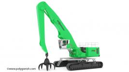 Sennebogen 875E Hybrid