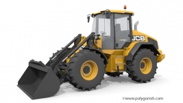 JCB 419s Wheel Loader