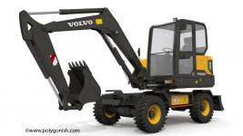 Volvo EW60E Excavator