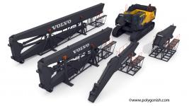 Volvo EC750EHR Excavator