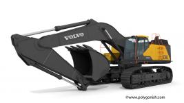 Volvo EC750EL Excavator