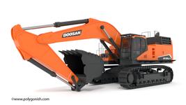 Doosan DX800LC-7 Excavator